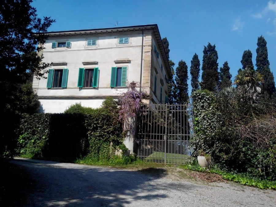 Villa Collina Florence : Outside view
