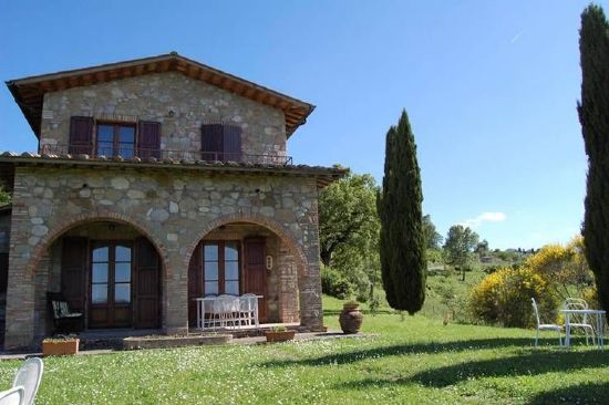 Stone house for sale in San Casciano with pool : rustic  for sale  Siena