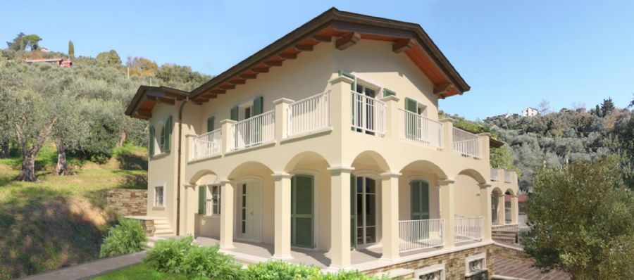 Villa Oliveto Massarosa : Outside view