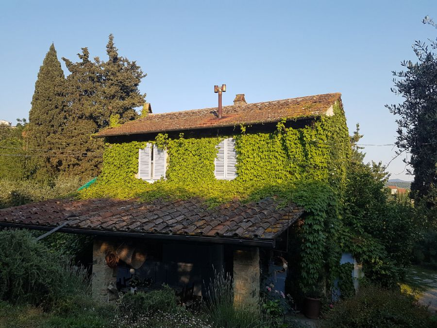 Farmhouse in rustic Tuscany style for sale in Massarosa : внешний вид