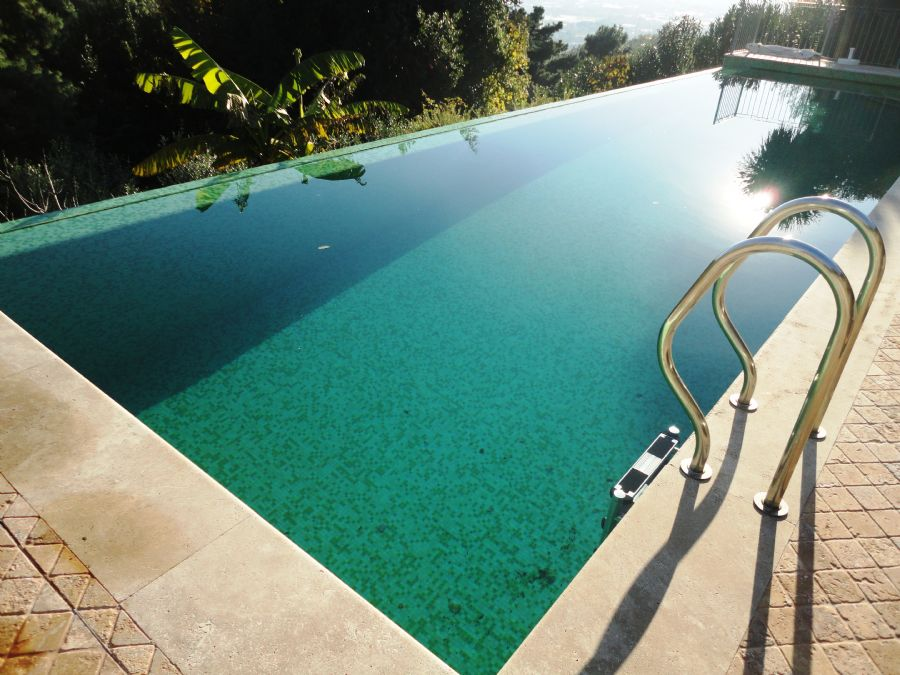 Villa Collina : Swimming pool