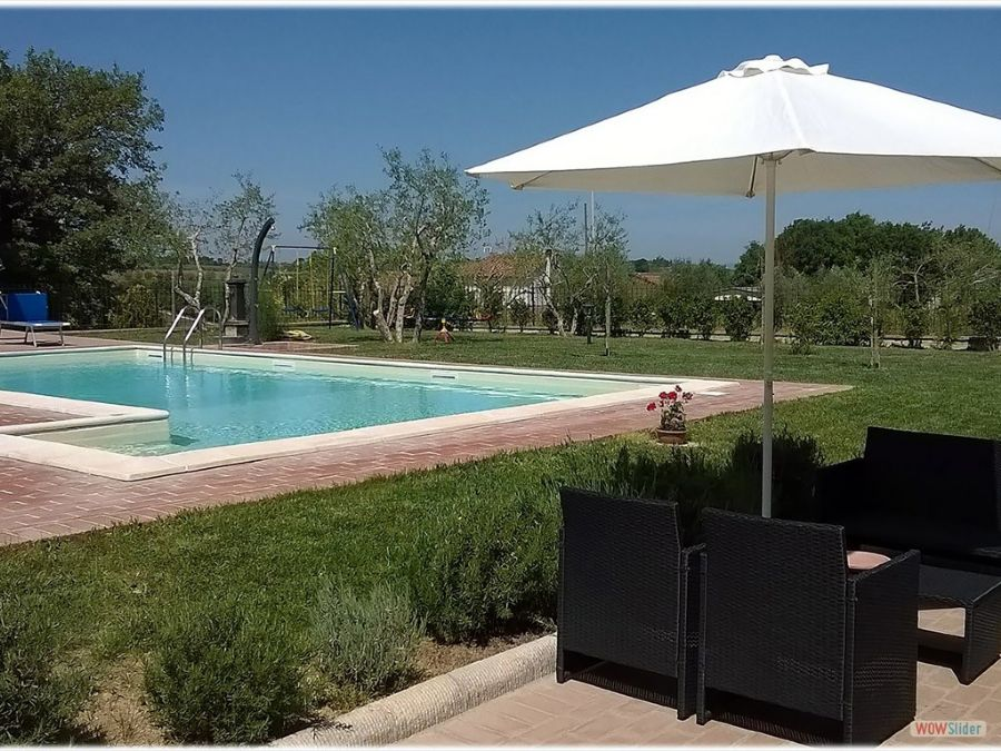 Villino Relax : Swimming pool