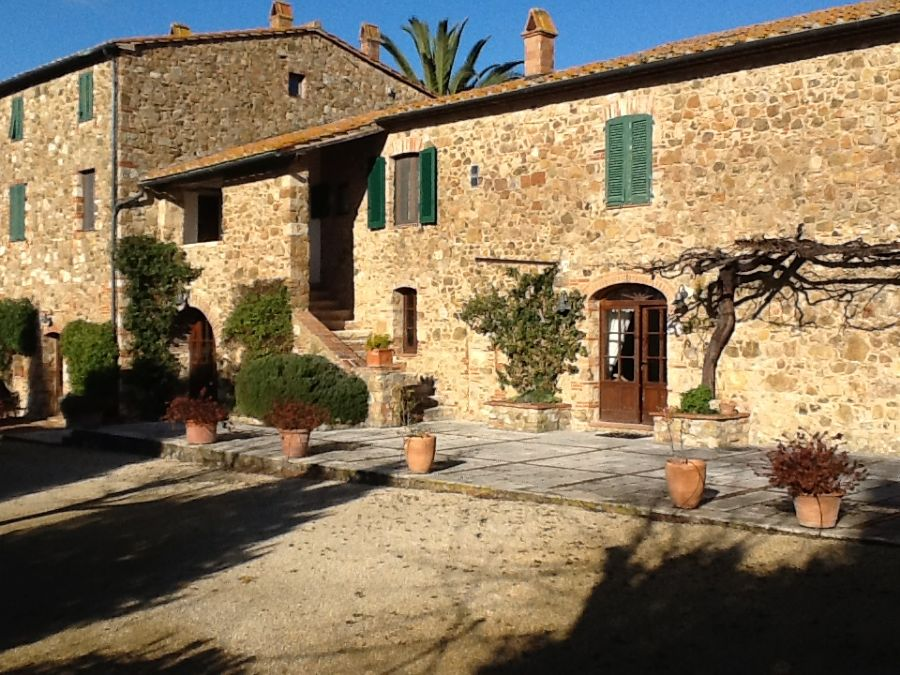 Maremma Estate : Outside view
