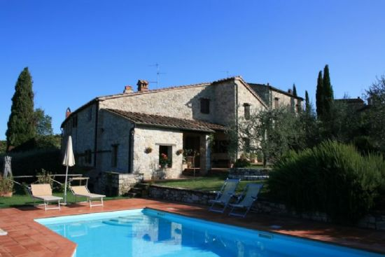 Farmhouse Radda : rustic  for sale  Chianti