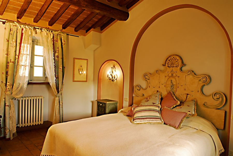 Farmhouse Cortona : Double room