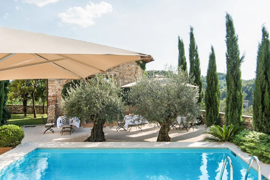 Villa Elisa : Swimming pool