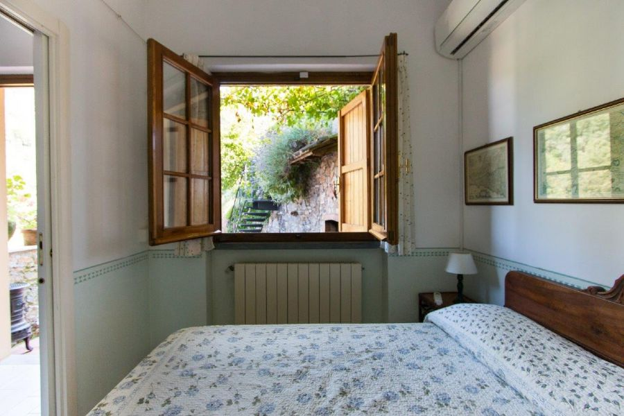 Villa Collina Camaiore : Double room