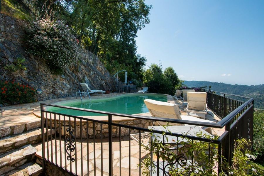 Villa Collina Camaiore : Swimming pool