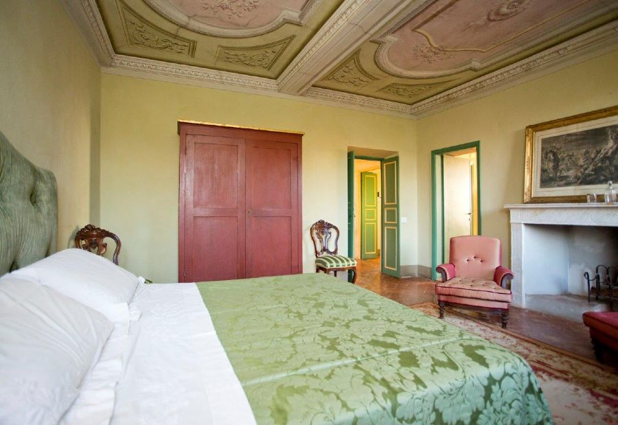 Villa Astri : Double room