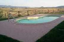 Orciano Country House : Swimming pool